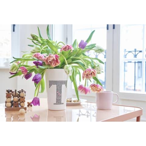 Porzellanmalstift Brushpen rosa EDDING 4200 009 Produktbild Anwendungsdarstellung 3 XL
